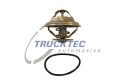 Thermostat d'eau - 07.19.037 - TRUCKTEC AUTOMOTIVE