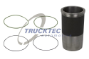 Kit de chemises de cylindre - 05.43.001 - TRUCKTEC AUTOMOTIVE