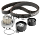 KIT DE DISTRIBUTION POMPE A EAU CITROEN C3 1.6 1610793480 ORIGINE