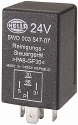 Relais, nettoyage des phares - 5WD 003 547-071 - HELLA