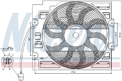 GMV VL BMW 5 E39 AC-FAN 95-
