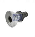 Support, commande d'embrayage - 6.42031 - Diesel Technic