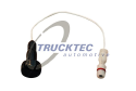 Jeu de 5 contacts d'avertissement, usure... - 01.42.082 - TRUCKTEC AUTOMOTIVE