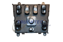 Commande, ajustage du miroir - 02.42.337 - TRUCKTEC AUTOMOTIVE