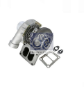 Turbocompresseur, suralimentation - 5.41173 - Diesel Technic